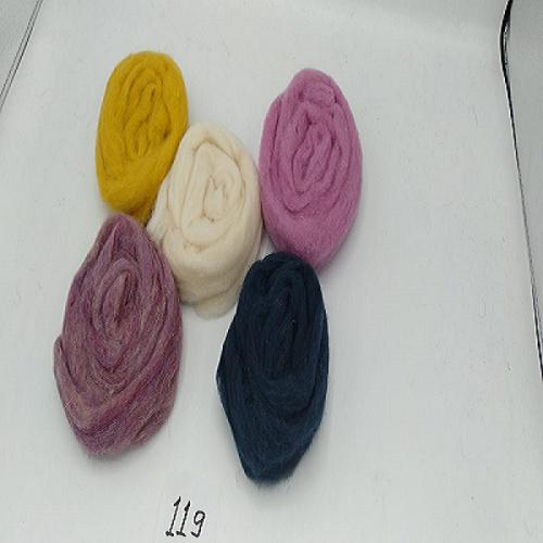 wool felt  yarn
