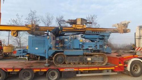 Cmv Mk 1500 Drilling Rig