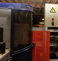 Installation électrique industrielle