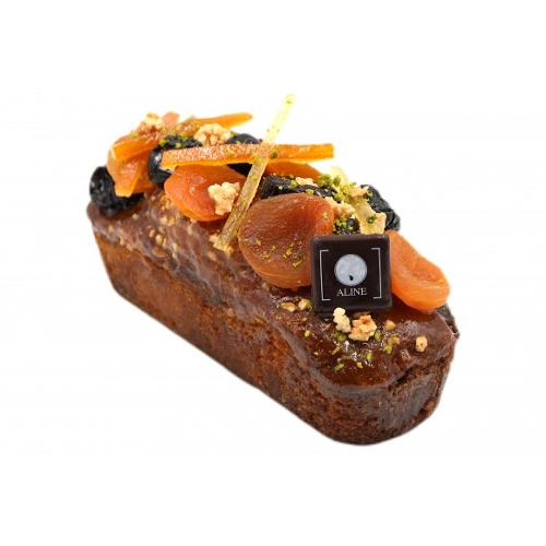 """Cake """"sublissime"""" Fruits Confits"""