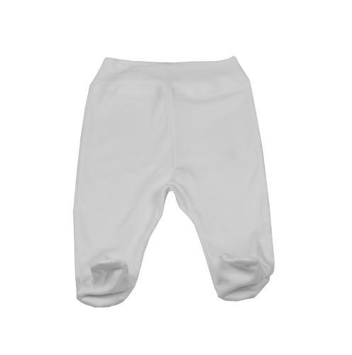 Pantalones con pie