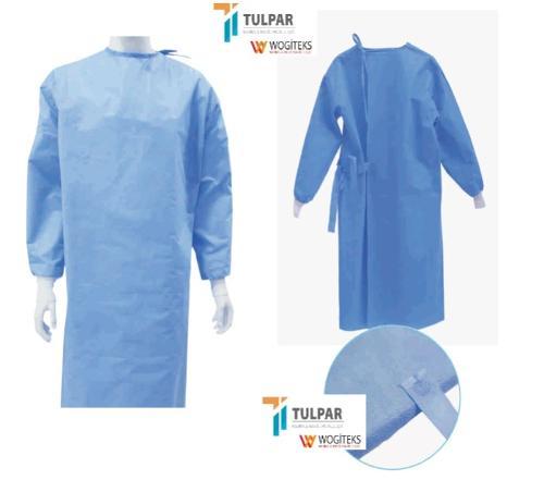 ثوب جراحي معقم للرسائل القصيرة يمكن التخلص منه