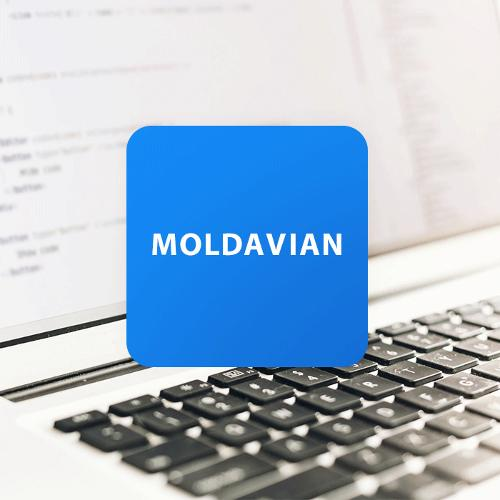 Translation into Moldavian by certified translation company