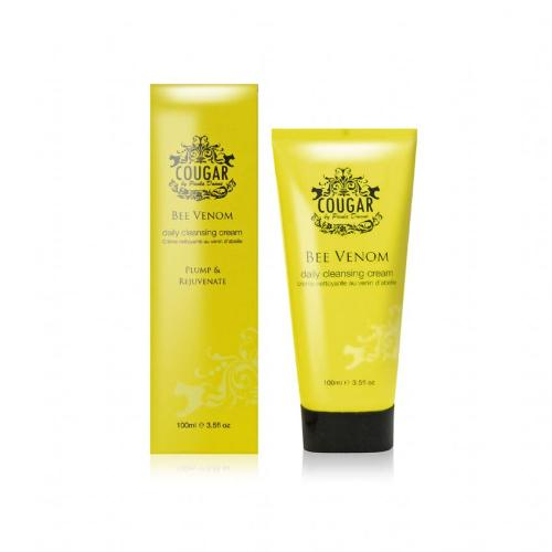 Cougar Beauty Bee venom cleansing cream Made in the UK