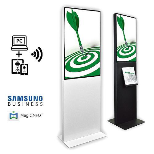 Digitale Info-Stele