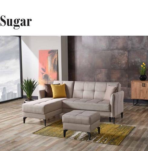 Sofa -lova Namų baldai Svetainės komplektai Karštas išpardav