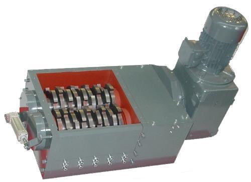 Zweiwellen-Zerkleinerer M350