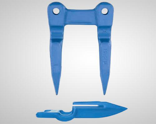 Double Prong Guards