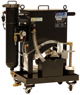 Oil separator PFOS-40CF