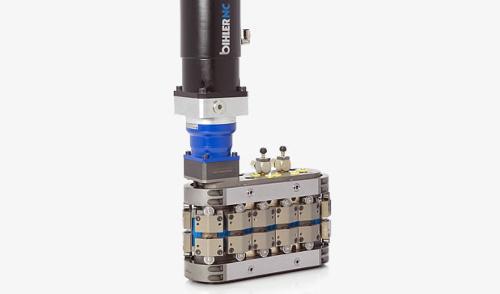 Подающее устройство с зажимом - 1 000 N | RZV 2