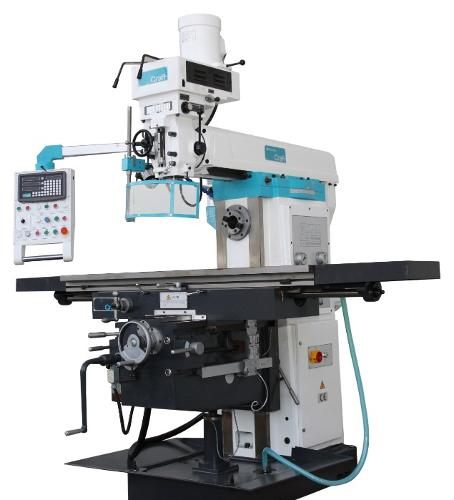 FR6 SERVO Milling Machine