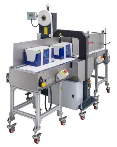 Bandall TRB Verpackungmaschine