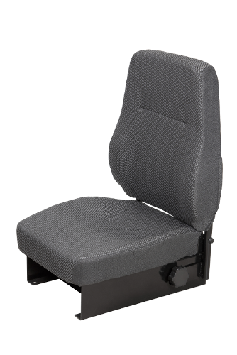 Driver's and passenger seat UV700