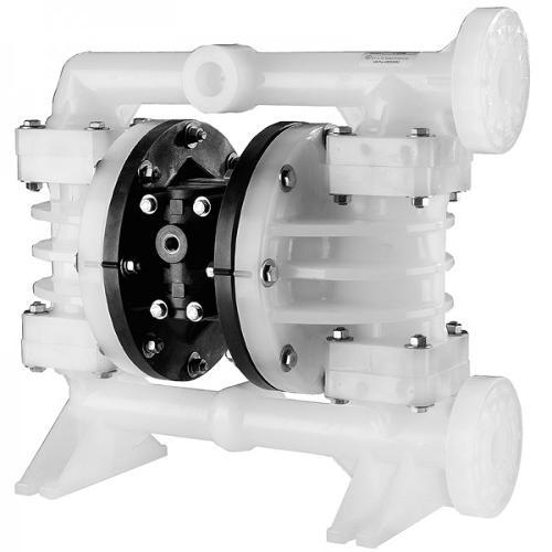 """Double diaphragm pump 1"""" made of PP (PTFE version)..."""