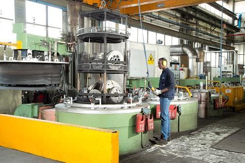 Nitrurazione acciaio