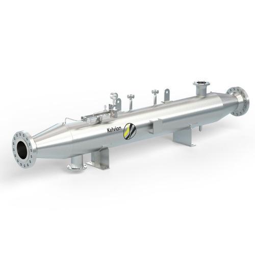 双管式安全热交换器