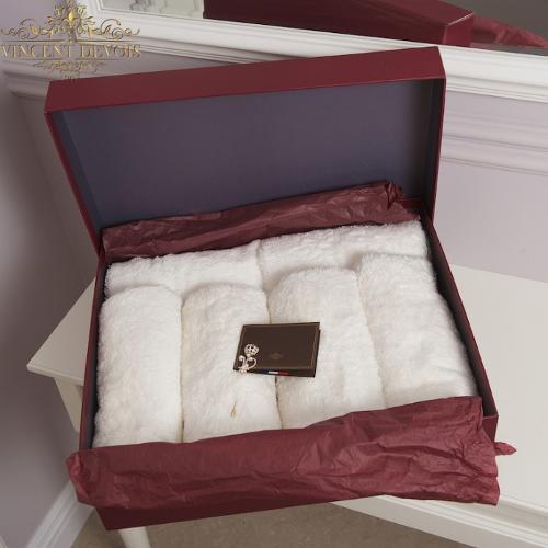 Элитный подарок набор полотенец Vincent Devois