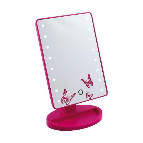 S-08284, Domoclip, Luminous Touch Mirror