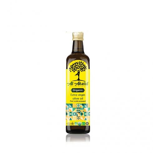 Huile D'olive Biologique Extra Vierge 750ml