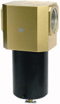 Filter for high pressures up to 40 bar, 40 m, G 2