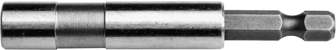 Bit holders magnetic
