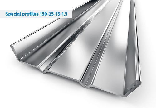 Stahlprofile für Gerüstproduktion, Rahmengerüste