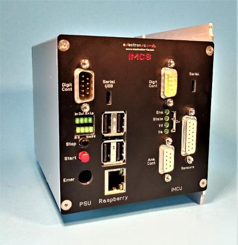 Standalone Intelligent Motion Control Unit