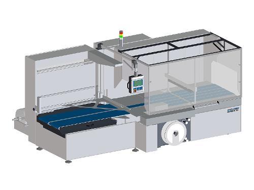 servo X 800 Form Fill and Seal Machine