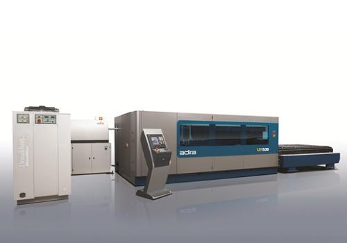 Máquinas Corte Laser