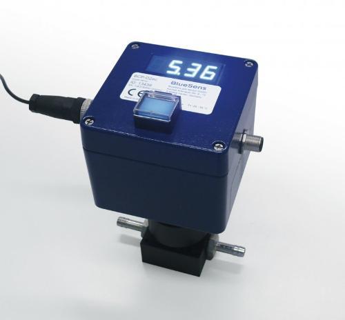 Sauerstoff Gassensor - BCP-O2 Alu