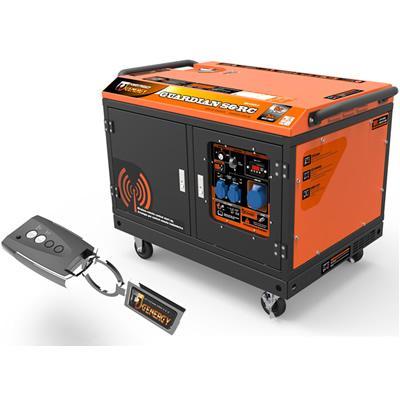 Generadores Control Remoto