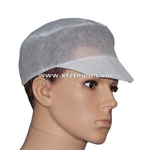 Gorra de trabajador no tejida