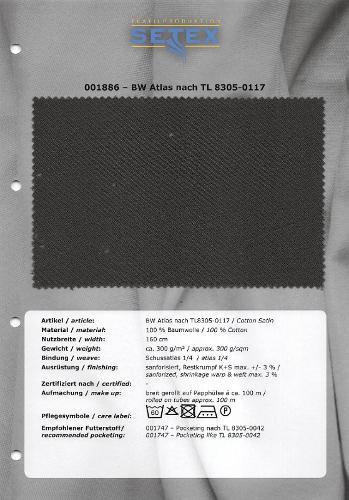 Cotton atlas like TL 8305-0117