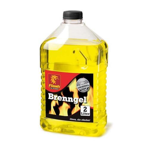 FLASH Brenngel 2000 ml