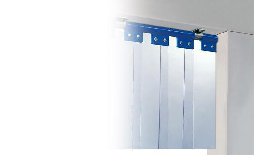 Portes souples en PVC pour l'agroalimentaire L22 & O22