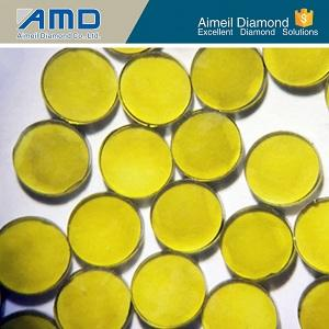 Монохромный синтетический алмаз