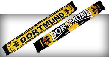 Thema: DORTMUND und schwarz/gelb Fan Schals