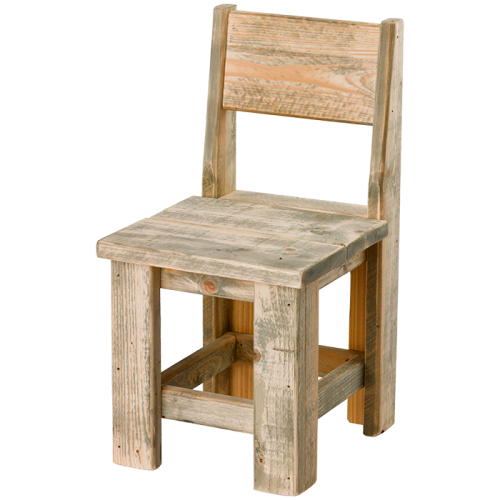 Timber Chair 2