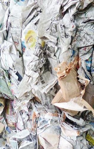 Altpapier Sammlung bei Verlagen