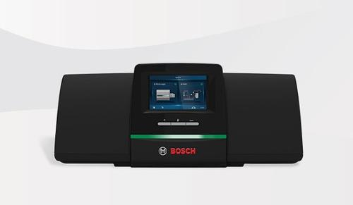 Bosch Control 8000 for heating boilers